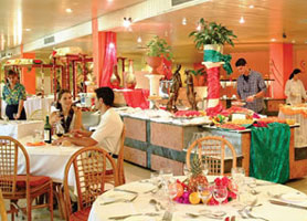 Sol Sirenas Coral Varadero Restaurant